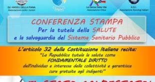 Reggio Calabria, petizione popolare sulla tutela della salute