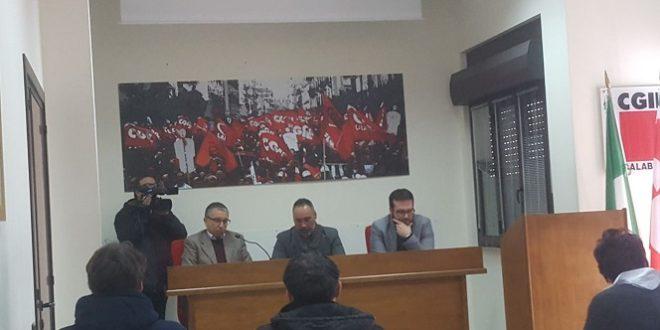 Slc Cgil Calabria: presentato #presidiolegalitàcallcenter