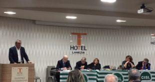 Francesco Mingrone eletto segretario generale Ust Cisl Catanzaro