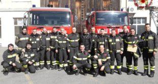 Catanzaro, VIII edizione del corso Tas dei vigili del fuoco