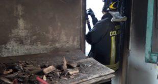 incendio abitazione Maierato