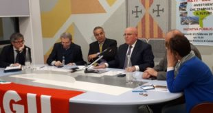 """Infrastrutture, Oliverio: """"Importante confronto forze sociali"""""""
