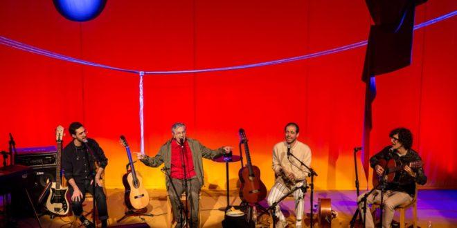 Caetano Veloso & Family in concerto al parco Scolacium di Borgia