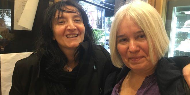 Elena Mazzola e Tat'jana Kasatkina