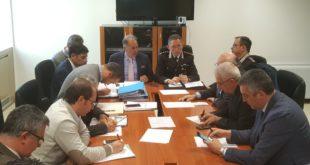 riunione autorità di bacino