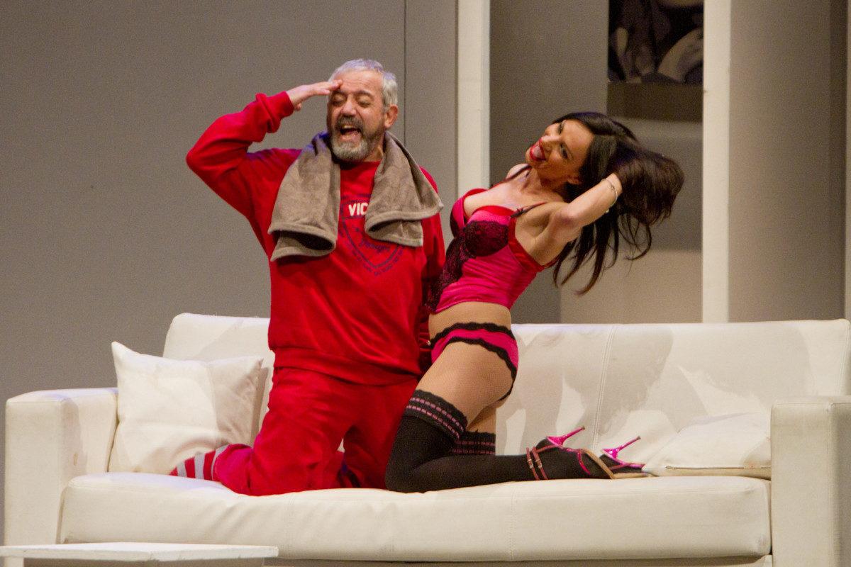 Gianni Ferreri e Cecilia Taddei