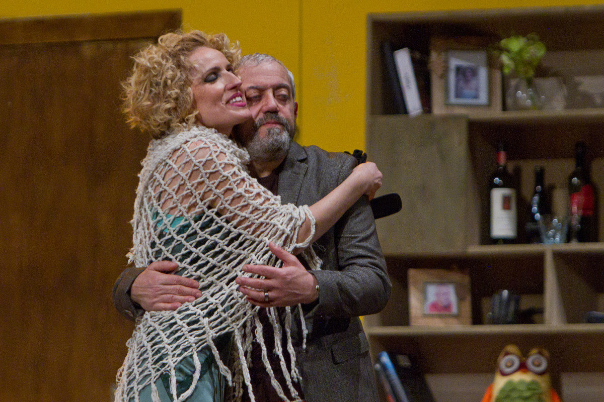 Gianni Ferreri e Annalisa Favetti