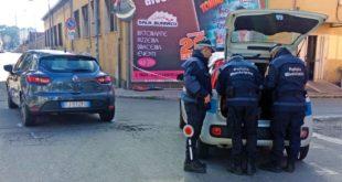 Reggio Calabria, falsi incidenti stradali: l'intervento della Polizia stradale