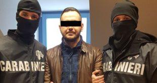 arresto latitante Cosentino Emanuele