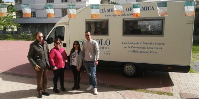 Reggio Calabria, screening dell'Uici in città