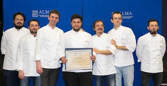 Alma scuola cucina u2013 reggino diplomato cuoco professionista u2013 strill.it