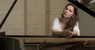 La pianista Alice Di Piazza a Messina per la filarmonica Laudamo