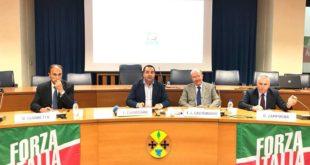 Cannizzaro - neo gruppo consiliare Forza Italia