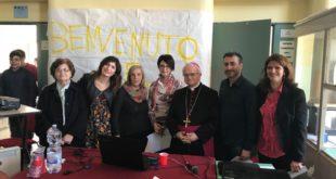 Al Pizi di Palmi la visita pastorale di Mons. Francesco Milito