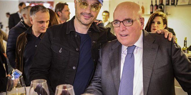 A Vinitaly 2018 Joe Bastianich loda i vini calabresi