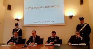 Operazione Monopoli - Carabinieri