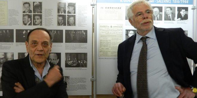 Oriolo, II Guerra Mondiale: i curatori della mostra raccontano la Resistenza al Sud