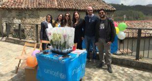 L'orchidea dell'Unicef torna nelle piazze con grande successo