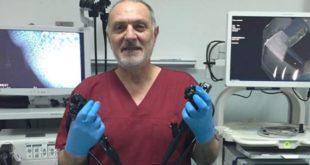 Assegnata all'Ospedale di Melito Porto Salvo nuova colonna endoscopica