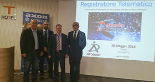 Il Polo digitale Calabria partecipa al Meeting Axon