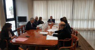Stretto di Messina, riunione operativa per la mobilità tra le aree metropolitane