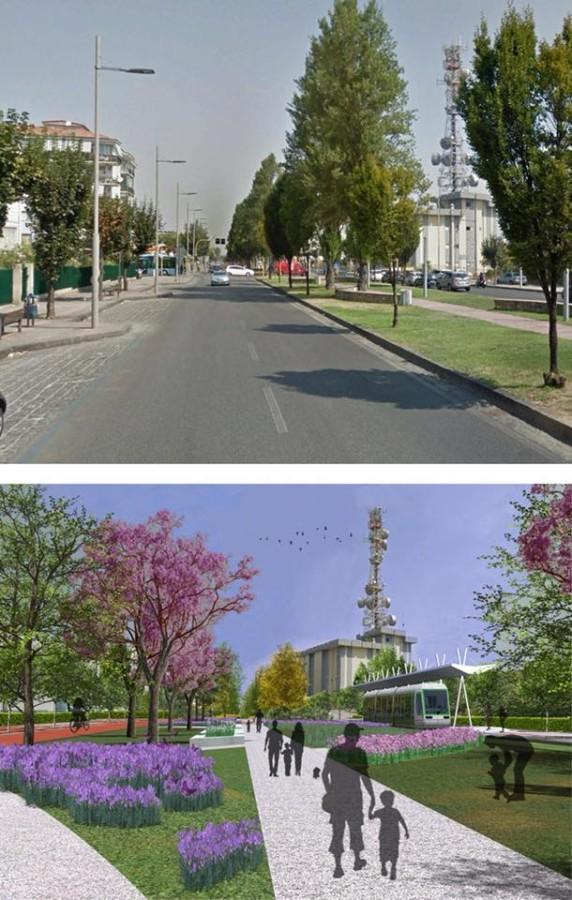 Cosenza Continua A Cambiare Volto Ecco Il Parco Del Benessere In Centro Foto Strill It