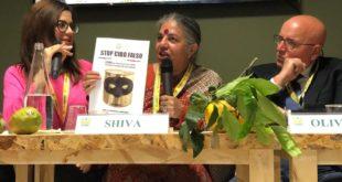 Oliverio e Vandana Shiva insieme per la giornata della Biodiversità