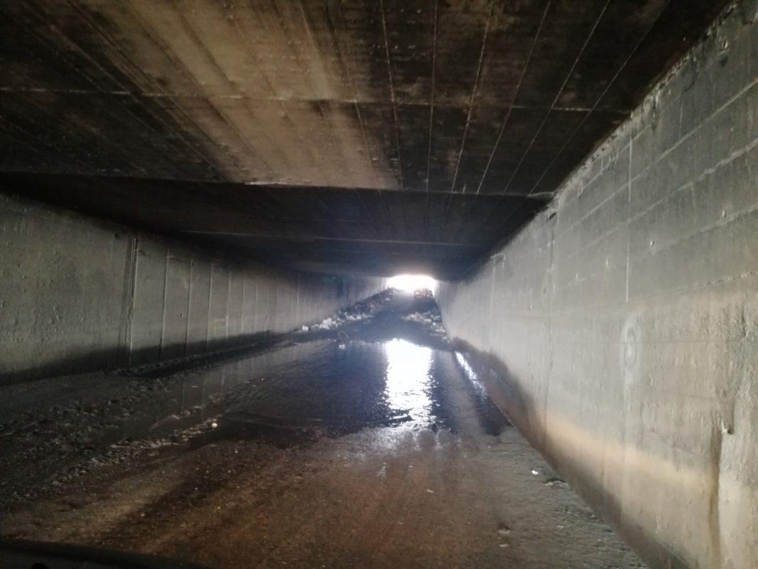 Tunnel alla Sorgente