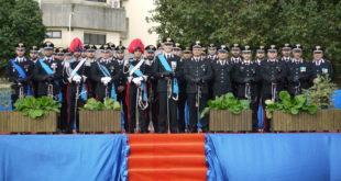 Carabinieri, celebrazioni in Calabria per 204 anni fondazione