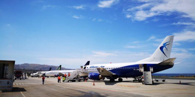 Aeroporti Calabria, Bluair sarà anche su Reggio Calabria