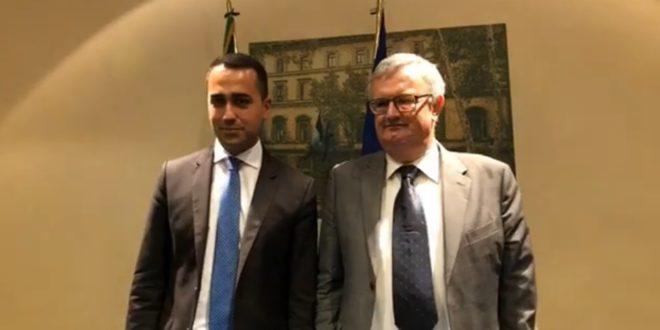"""""""Restare in Calabria si può"""", De Masi contro la 'ndrangheta da Di Maio"""