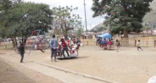 Tanzania: giostre e altalene per i bimbi disabili dalla Calabria