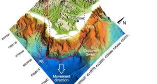 Nuovi indizi sulla mega frana al largo dello Jonio