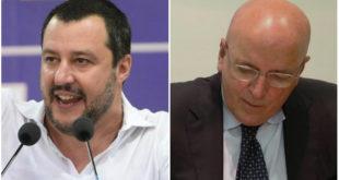 """Salvini e la Lega vogliono guidare la Regione: """"Spazzeremo via Oliverio"""""""