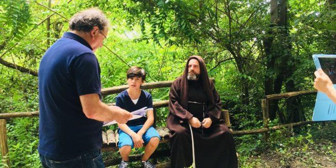 Gigi Miseferi in Padre Pio