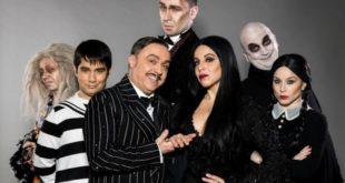 Famiglia Addams show di Cirilli