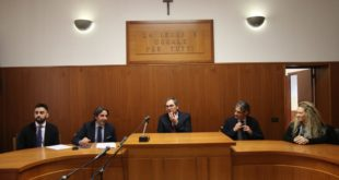 progetto Freed by Football Tribunale Minori