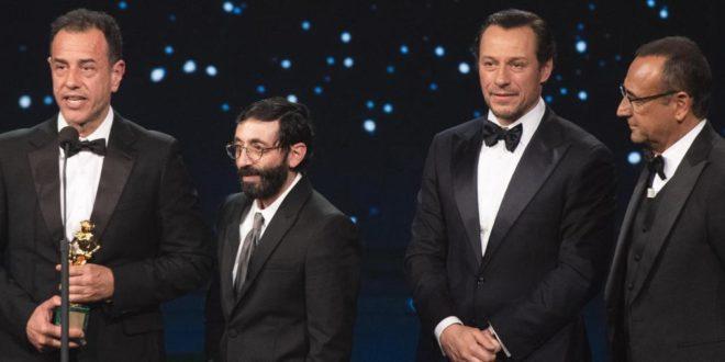 """David di Donatello 2019 – Marcello Fonte sale sul palco: """"Ho già il ..."""