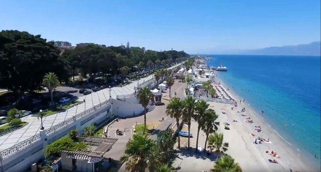 Reggio Calabria - Dal 4 maggio riapre il lungomare e altre ...