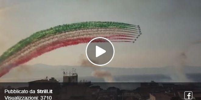 Frecce Tricolori 2020 Calendario.Frecce Tricolori Reggio Calabria Incantata Con Occhi Al