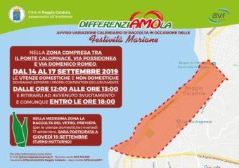 Calendario Concerti Calabria.Reggio Calabria Festa Madonna Cambia Il Calendario Della