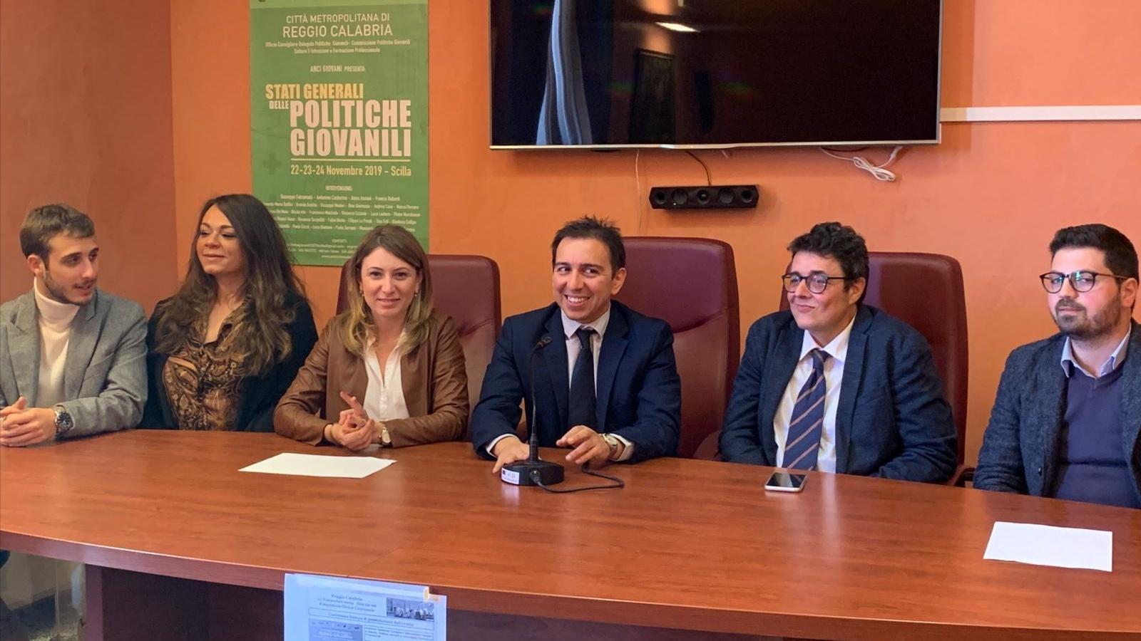 Reggio Calabria - Presentati gli 'Stati generali delle Politiche Giovanili' della Città Metropolitana - Strill.it