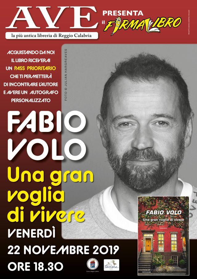 """Reggio Calabria - Evento firmacopie del libro di Fabio Volo """" Una gran voglia di vivere"""" - Strill.it"""